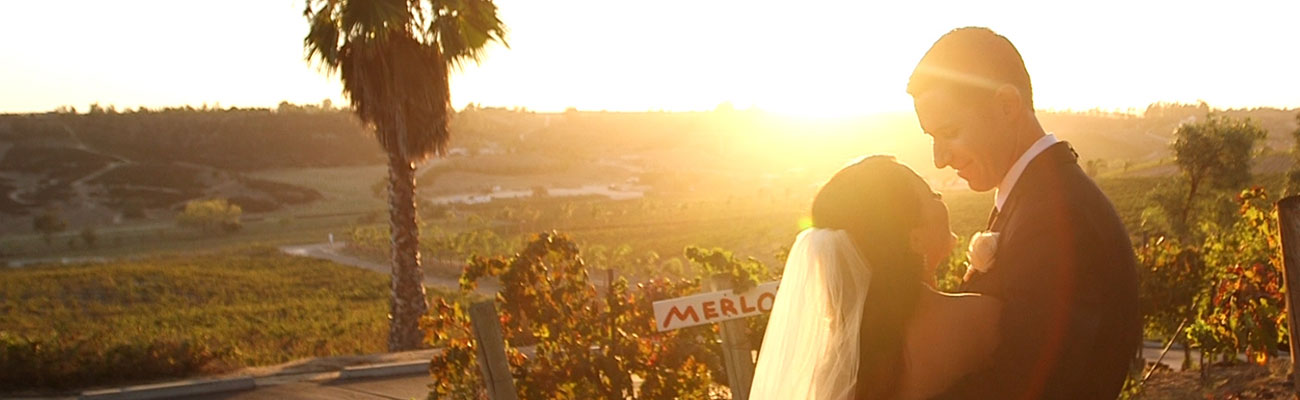 Falkner Winery Temecula Wedding Film: Hailee + Brandon