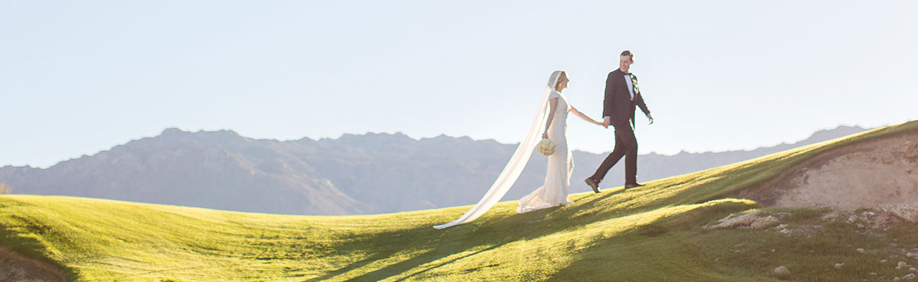 Bighorn Golf Club Palm Springs Wedding Film: Hilary + Graham